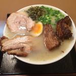 ラーメン櫻島 - 櫻島ラーメン