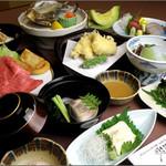 割烹 魚政 - 古都のしらべ