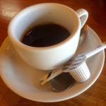 とんかつ ひやま - コーヒーも付きます