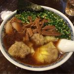 39803100 - 「雲呑麺(わんたんめん)」1000円