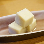 平花とんぼ - 凍み豆腐