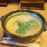 平花とんぼ - 鱧の小鍋