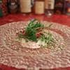Torattoriaryougoku - 料理写真:天然スズキのカルパッチョ☆