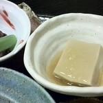おおにし - ごま豆腐