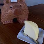Tankumanibankan - 木彫り熊さんとズコットチーズケーキ