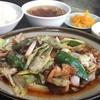 中華料理 吾作 - 料理写真:回鍋肉定食