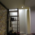 PIKOSHHHU - ロフトへの階段