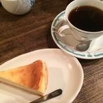書簡集 - 書簡集(マンデリン、チーズケーキ)