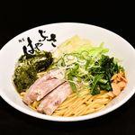 横浜家系 麺屋はやぶさ - 油そば 650円