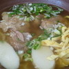 Agariesoba - 料理写真:軟骨ソーキそば