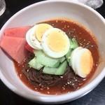 ハンガン - 韓国ビビン冷麺