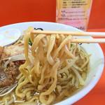 暴豚製麺所 - 極太麺