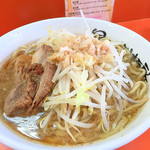 暴豚製麺所 - 並〜3玉分〜(730円)