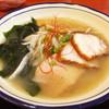 中華そば まるき - 料理写真:金曜限定天然潮見そば