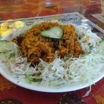 印度屋キッチン・ダバ - マトンビリヤニ