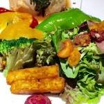 39817190 - 発酵食と勇気野菜がメインです