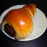 ピーターパン - チョコレートコロネ(130円)