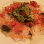 BISTRO L'Assiette - 真鯛のカルパッチョ 1,500円