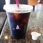 ハーバーポイント - アイスコーヒー