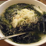 盛岡冷麺 寿々苑 - 盛岡温麺