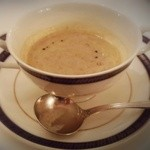 39819459 - 牛蒡のクリームスープ