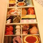 鮨 よしたけ - 御節 2010