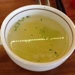 39820104 - 野菜コンソメが美味しかった~