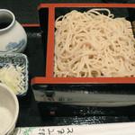 39820478 - せいろ蕎麦 650円