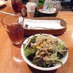 プリモピアット - サラダ