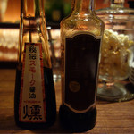 シャンパン&醤油バー フルートフルート - スモーク醤油と22年熟成させたバルサミコ酢の醤油