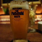 シャンパン&醤油バー フルートフルート - 生ビール 600円