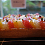 オ・タン・ペルデュ - ケーキセットは1200円