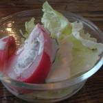 梨の木 - サラダ