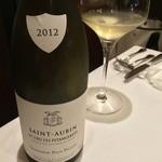 ヴァン・ド・レーヴ - おまかせグラスワイン1:シャルドネ '12