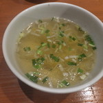 担々麺 ほおずき - 鶏塩スープ