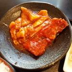 39825960 - スタミナ定食の焼肉