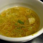 魚菜家 旬蔵 - 蕎麦つゆ