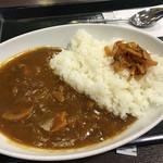 なか卯 - 和風カレー