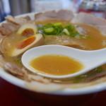 ラーメン横綱 - soup