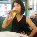 39828501 - ビールが旨い