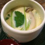 大寿司 - 茶碗蒸し