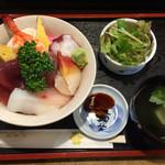 大寿司 - 日替わりちらし