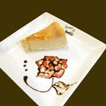 パンコントマテ - 自家製ベイクドチーズケーキ