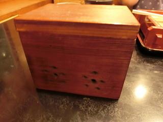 芝大門 更科布屋 - 焼き海苔の箱