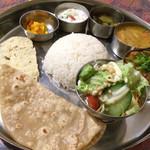 南インド家庭料理 インダスレイ - 南インド料理ランチ