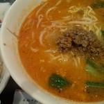萬福園 - 担々麺