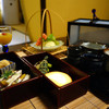Yoshiiryokan - 料理写真:和の器のアフタヌーンティー