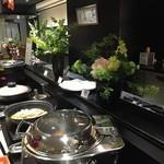 美浜 - 鮭や高野豆腐など。