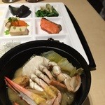 美浜 - 千葉県産ヤマニ味噌を使用した海鮮味噌汁・