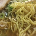 39841271 - らあめん松(麺)